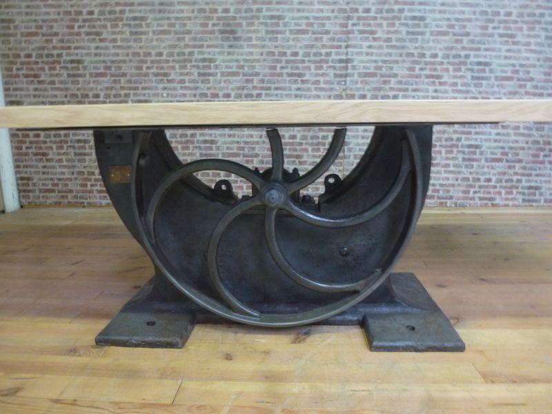 Table Industrielle Meuble Metal Table Industrielle Table De Reunion