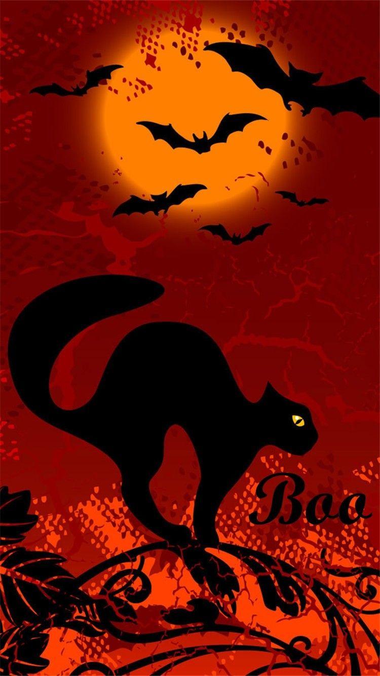 Happy Halloween iPhone Wallpaper http://xperiatokok-infinity.hu ...
