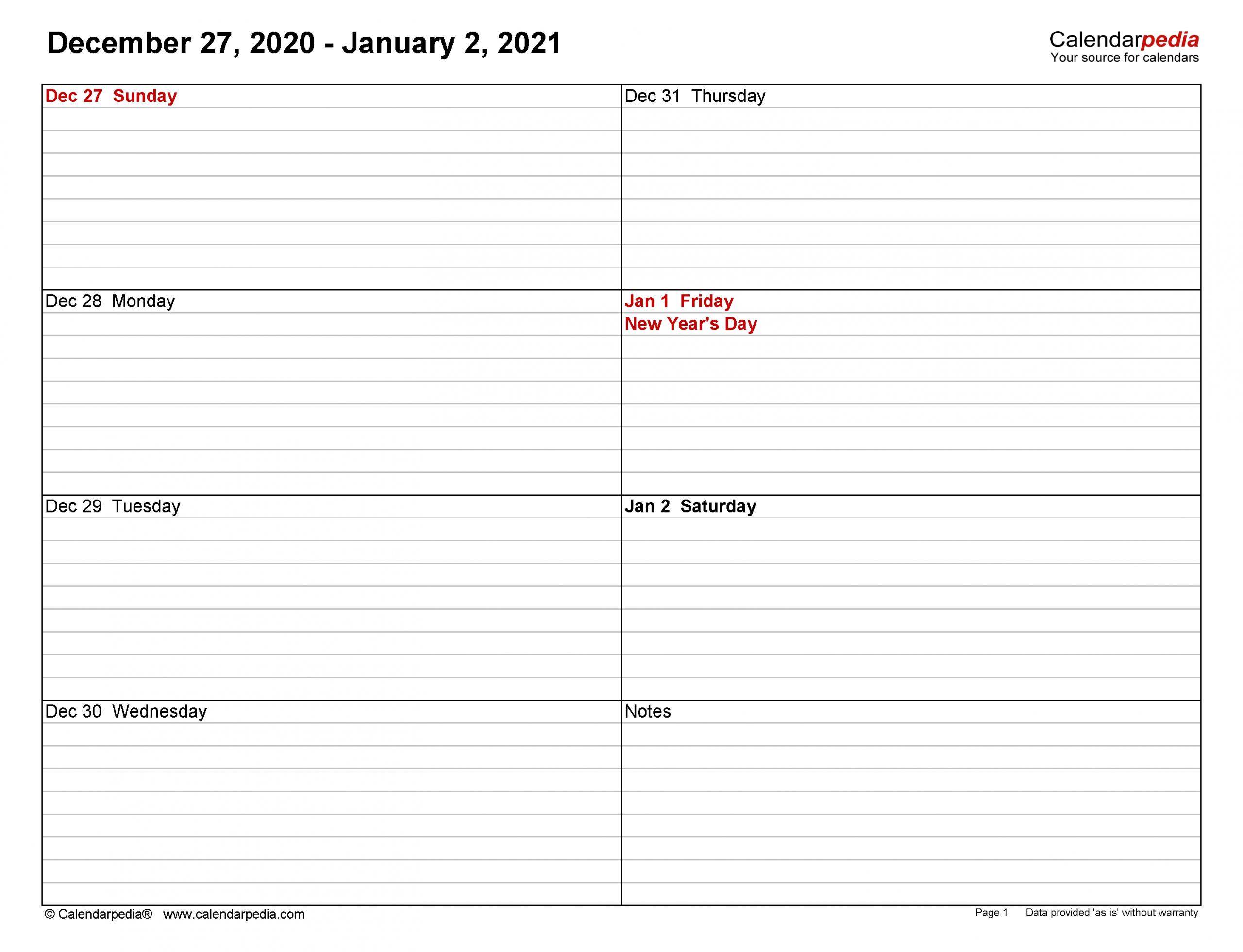 Free 5x8 Weekly Planner Printables In 2021 Free Printable Weekly Calendar Weekly Calendar Printable Calendar Printables