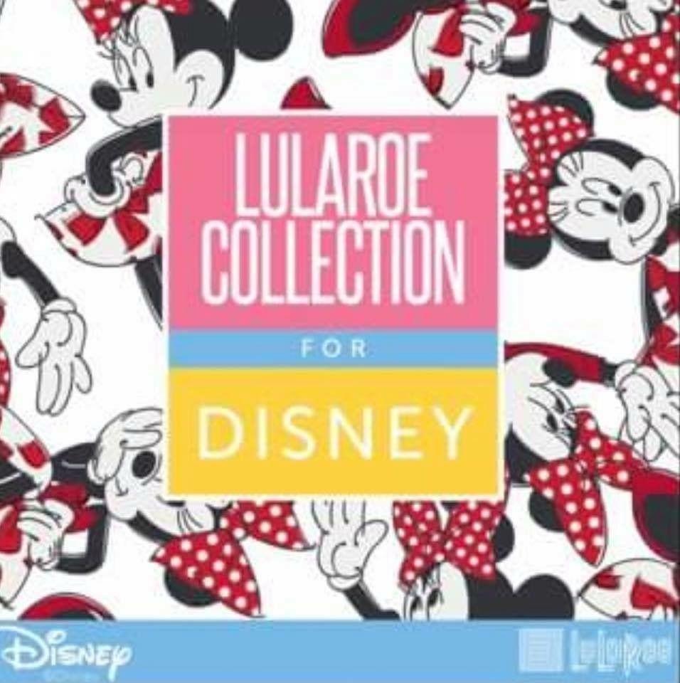 787f8929ea5bdb LuLaRoe DISNEY Minnie Mouse Only Leggings Tall & Curvy NEW Mystery Pick  Legging!