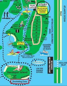 Kayaking At Oleta River State Park Kayak Oleta River