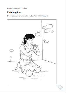 genesis 39 coloring pages - photo#13