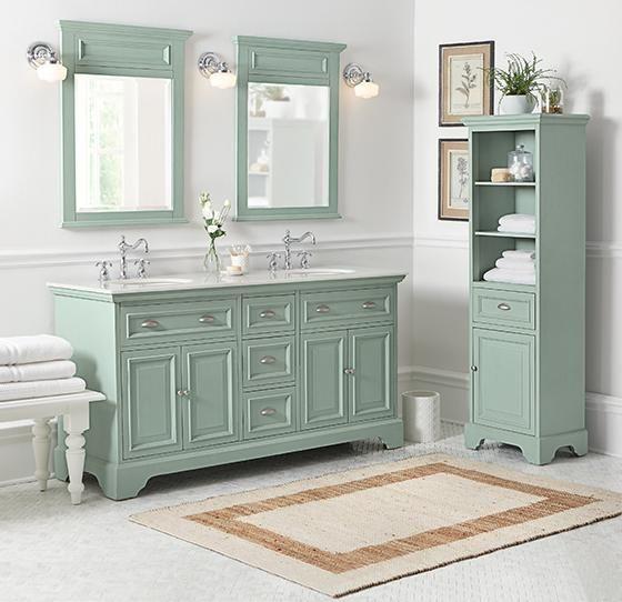 Sadie Double Vanity Bath Vanities Bath Vanity