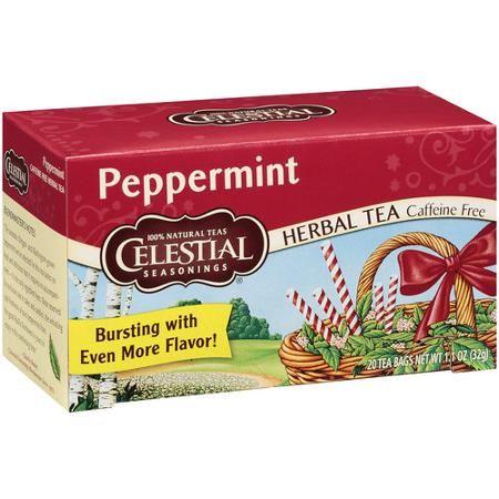 Celestial Seasonings Peppermint Herbal Tea 20ct Tea Pinterest
