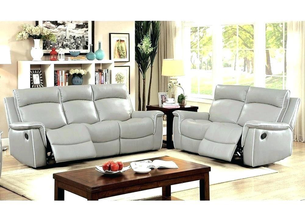 Uberlegen Einzigartige Wohnzimmer Mit Grauer Leder Liegende Sofa Espan Für Grau Leder  Liegende Sofa #Sofa