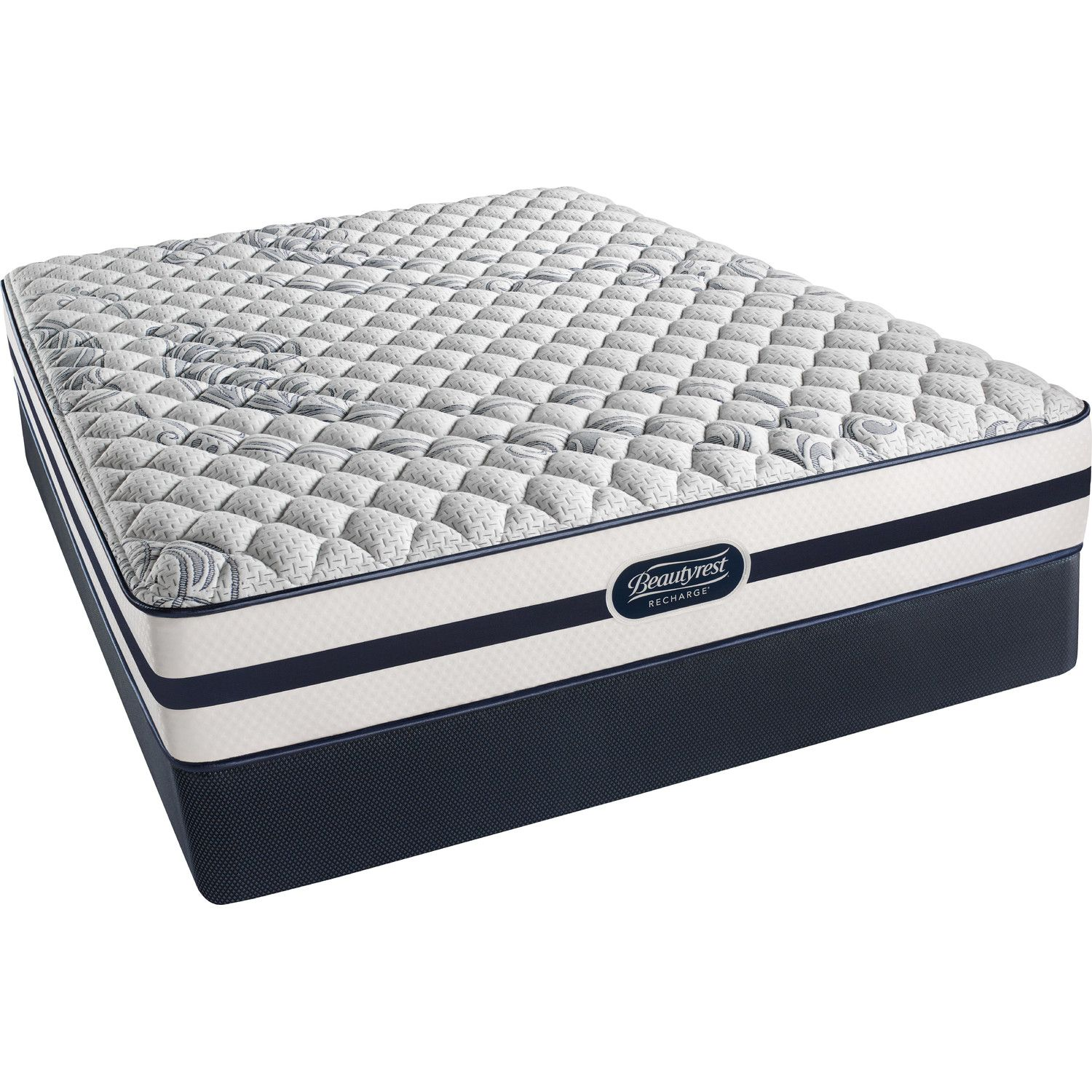 beautyrest recharge 11 plush innerspring mattress simmons