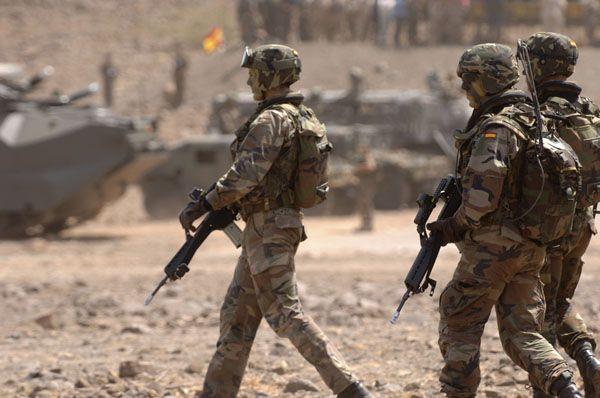 Operaciones Especiales Españoles En áfrica Military Special Forces Armed Forces Special Forces