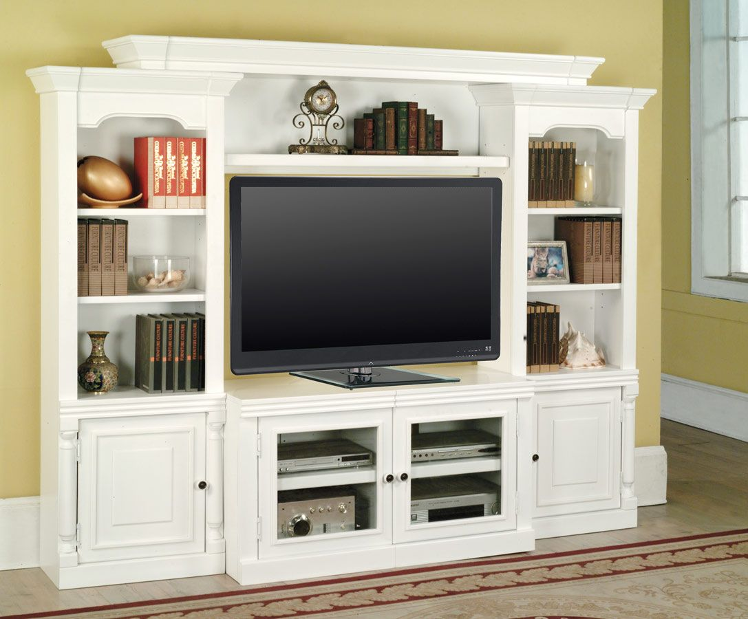lec products b entertainment unit house center large huntington wall parker item hun fmg bookshelf