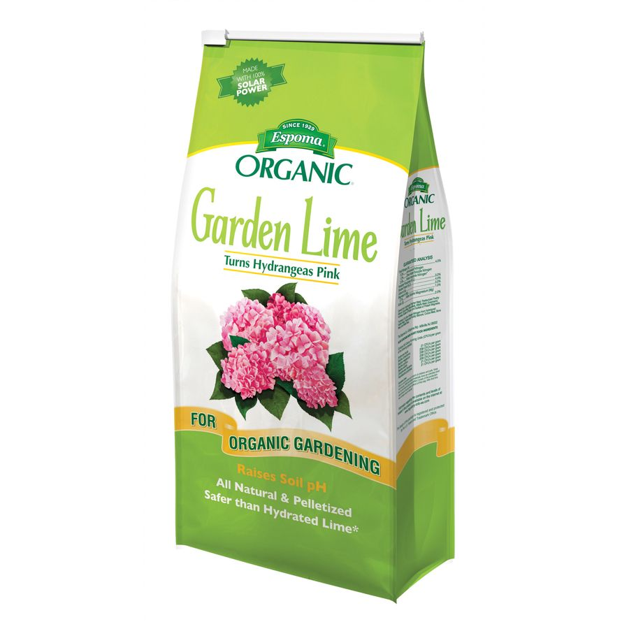 Espoma Garden 6 75 Pound S Lime With Images Growing Organic