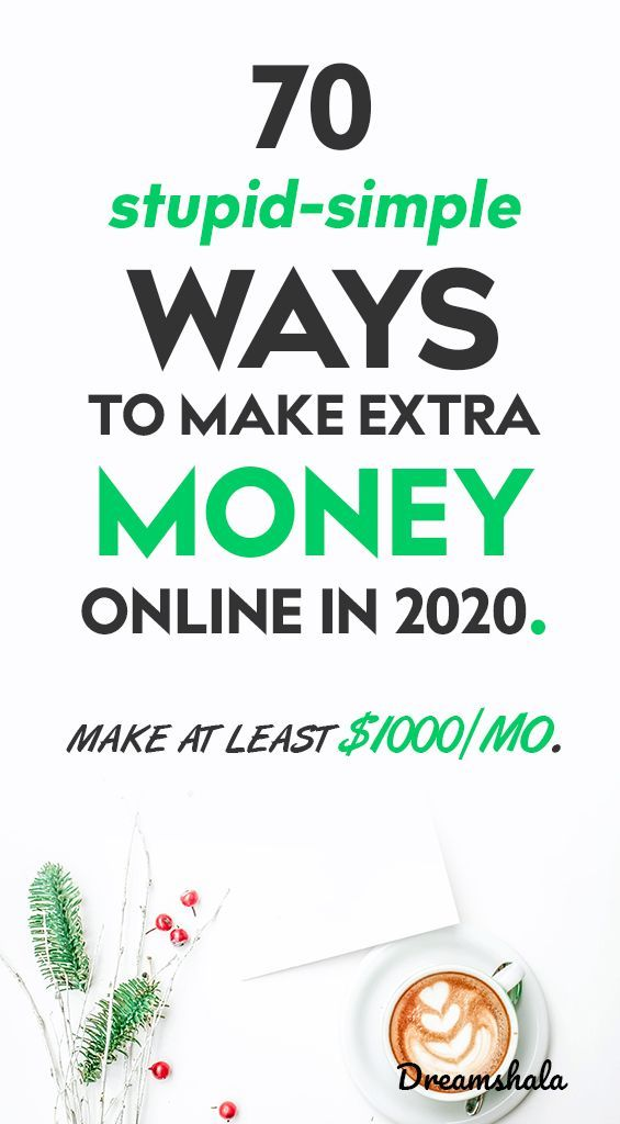 70 stupid-simple ways to make extra money online i