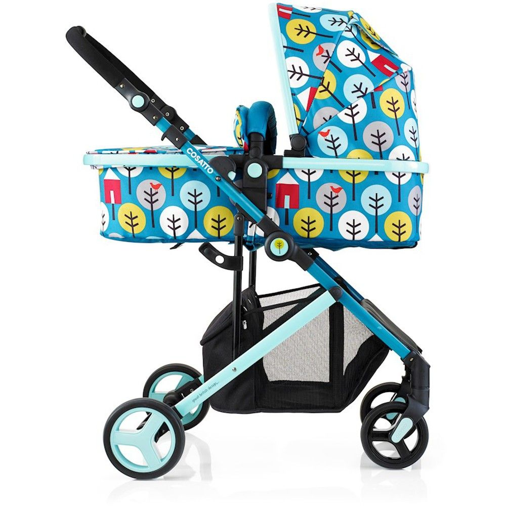Cosatto Air Pushchair (My Space) Travel system, Prams