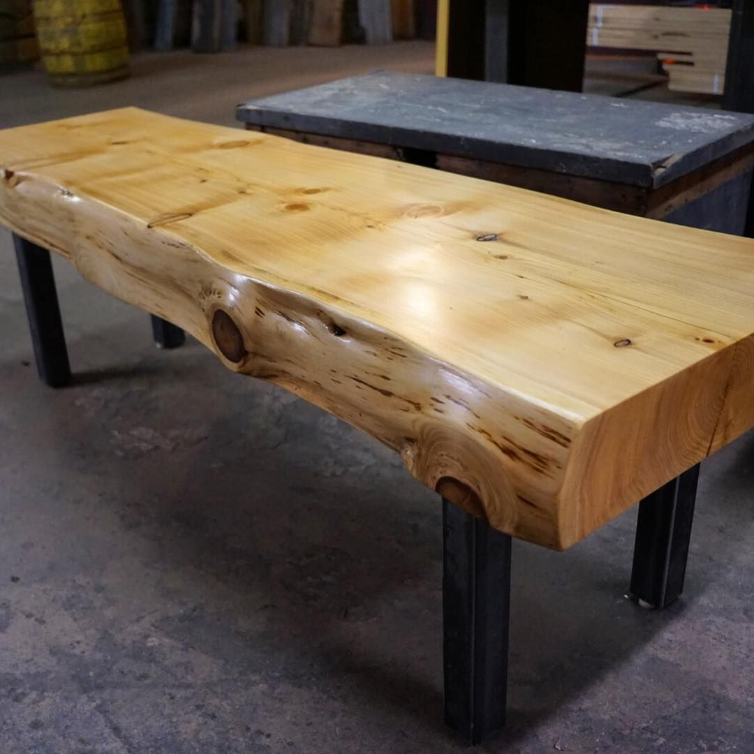 Cedar Slab Coffee Table Ready For Pickup Liveedgefurniture Reclaimedwood Reclaimed Repurposed Oldwood Barnwood Woodworking Wood Rustic