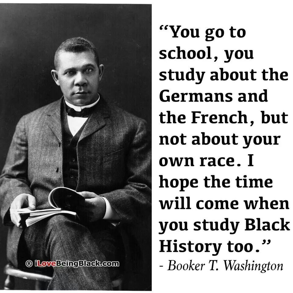 Famous African American Quotes Booker Twashington All Things Booker T Washington