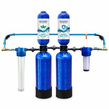 Hahn Whole Home 600 000 Gallon Water Filtration System Costco