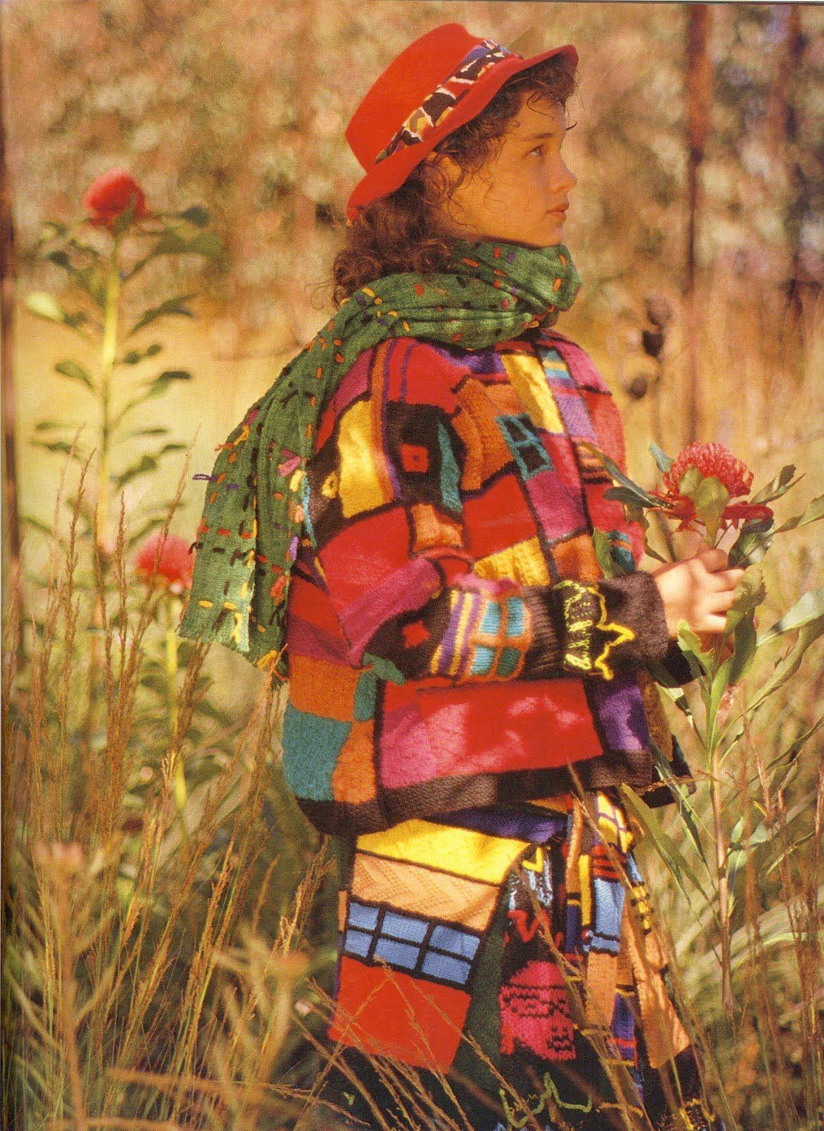 The Art of Jenny Kee Part I Wearable Art MarieTherese
