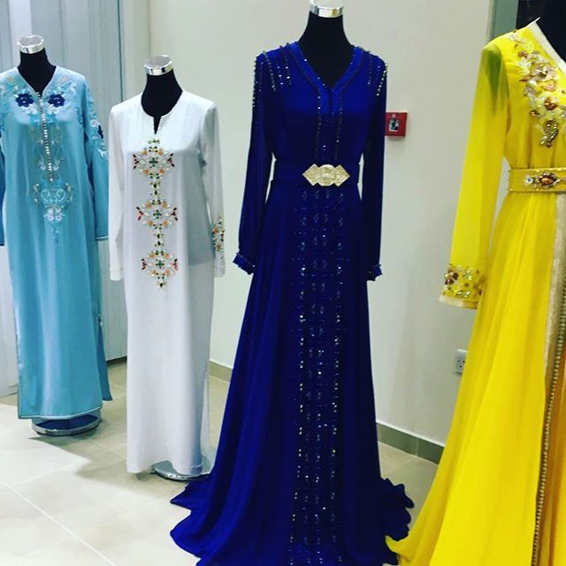 Romeo Haute Couture اول مجموعة موجودة بدولة الامارات بمنطقة العين هدفنا ارضائك سيدتي الجميلة Laveilliemf Moroccan Dress Hijabista Fashion Victoria Fashion