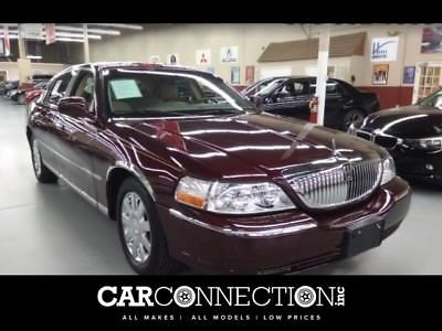 Town Car Designer Series 2007 Lincoln