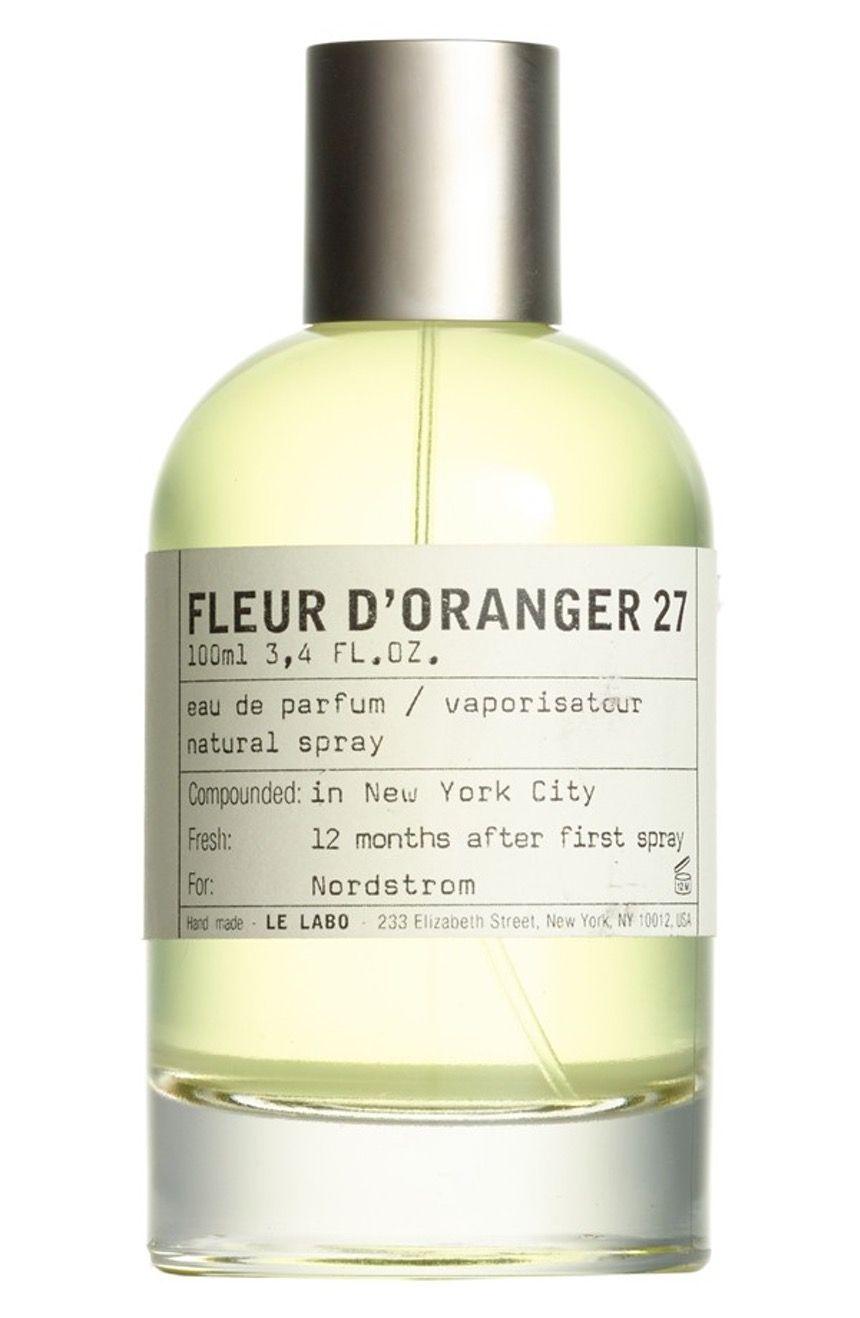 Main Image Le Labo Fleur D Oranger 27 Eau De Parfum I Found At