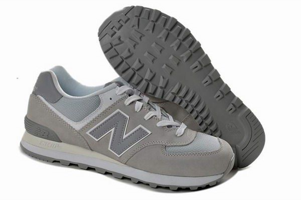 Grey · Joes New Balance ML574FSG Sneakers Grey White Mens Shoes
