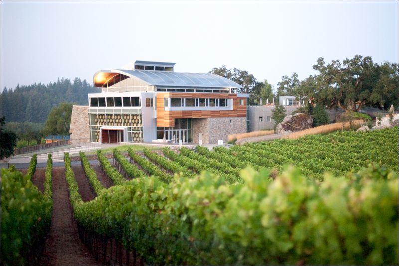 Visit The Winery Williams Selyem Winery, Farmhouse inn