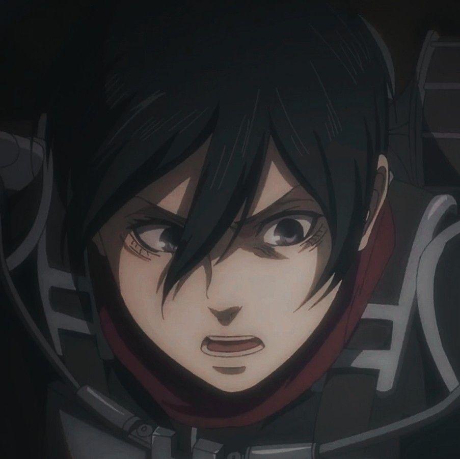 Mikasa Ackerman Icons In 2021 Attack On Titan Season Attack On Titan Anime Attack On Titan
