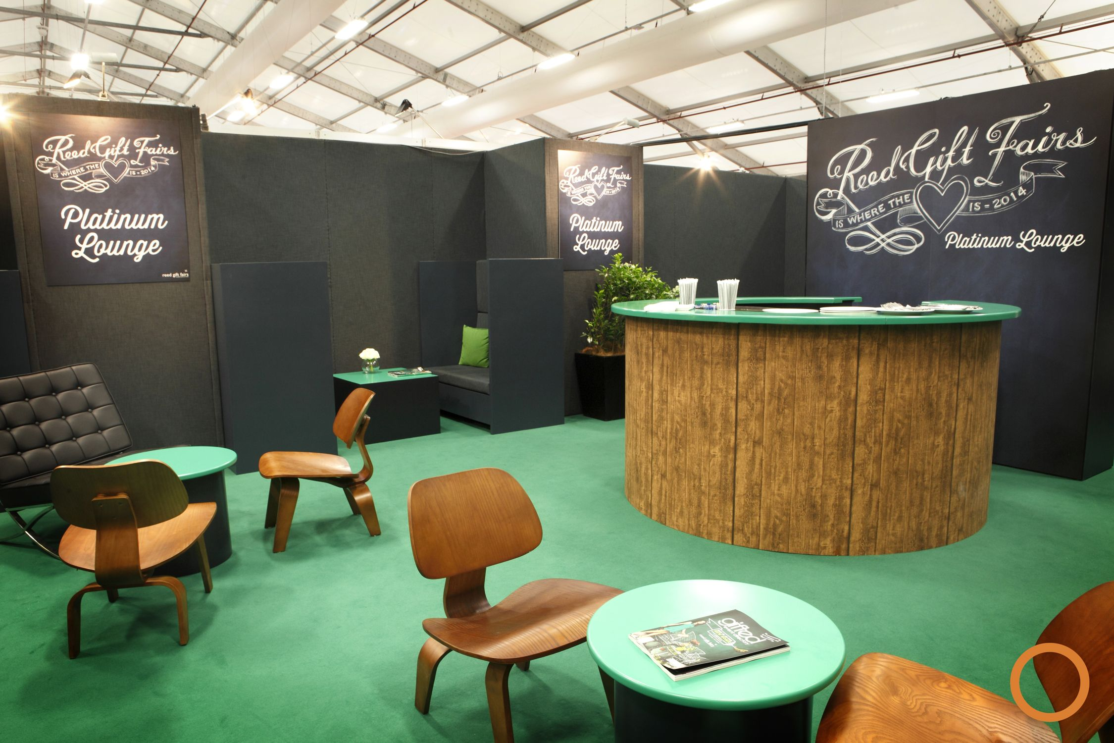 Reed Gift Fairs Sydney 2014 exhibition central VIP Room