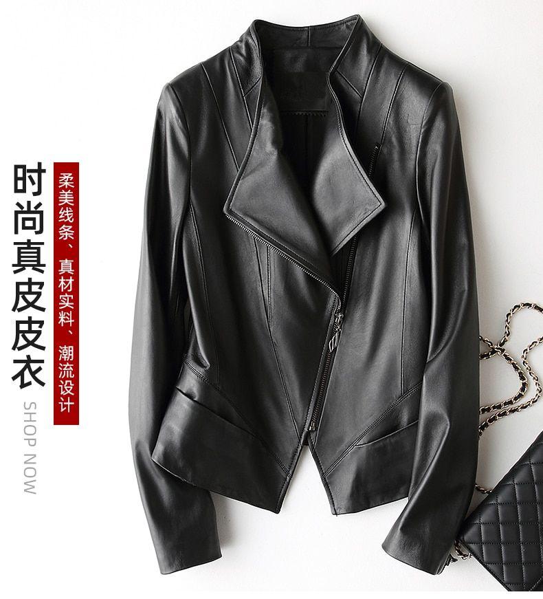 Nerazzurri Короткие черные кожаные куртки больших размеров для женщин с длинным рукавом Куртки женские из искусственной кожи куртка косуха женская ,косуха кожанная женская 2020, куртка из эко кожи, xxxl 4xl 5xl 6xl 7xl|Кожаные куртки| | АлиЭкспресс