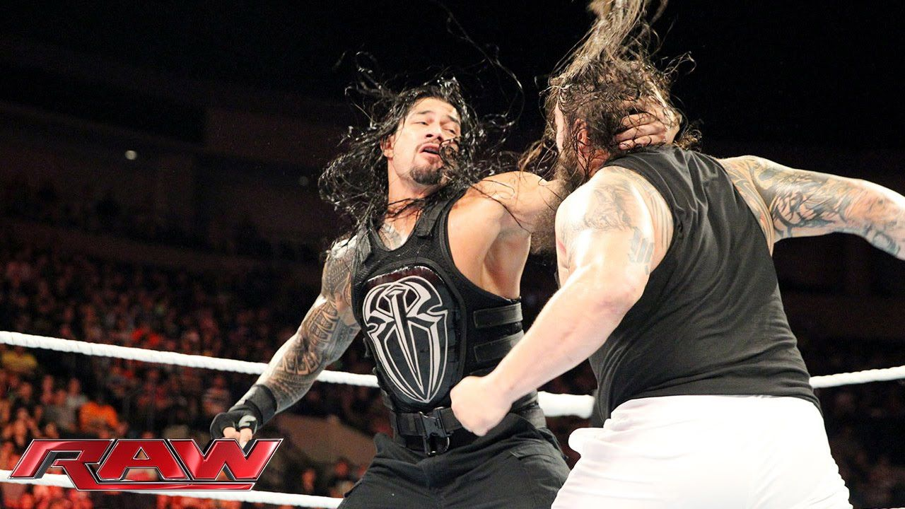 Randy Orton Joins Forces With Dean Ambrose And Roman Reigns Raw