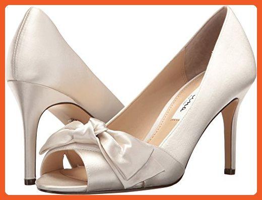 01857c538923c Nina Women's Forbet Ivory Sandal - Sandals for women (*Amazon ...