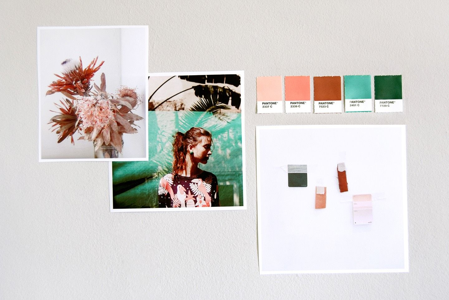 Color Collective Blogger Laurenwager Is Constantly Arranging