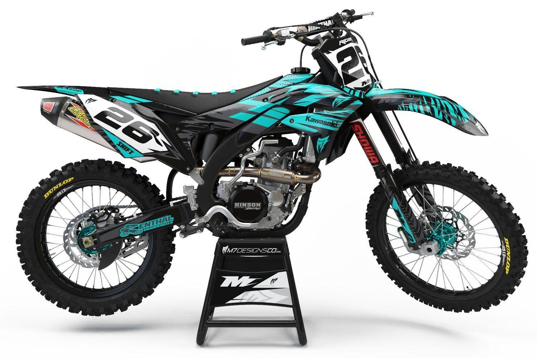 Kawasaki Carnage Custom Dirt Bike Dirt Bikes For Kids Motorcross Bike