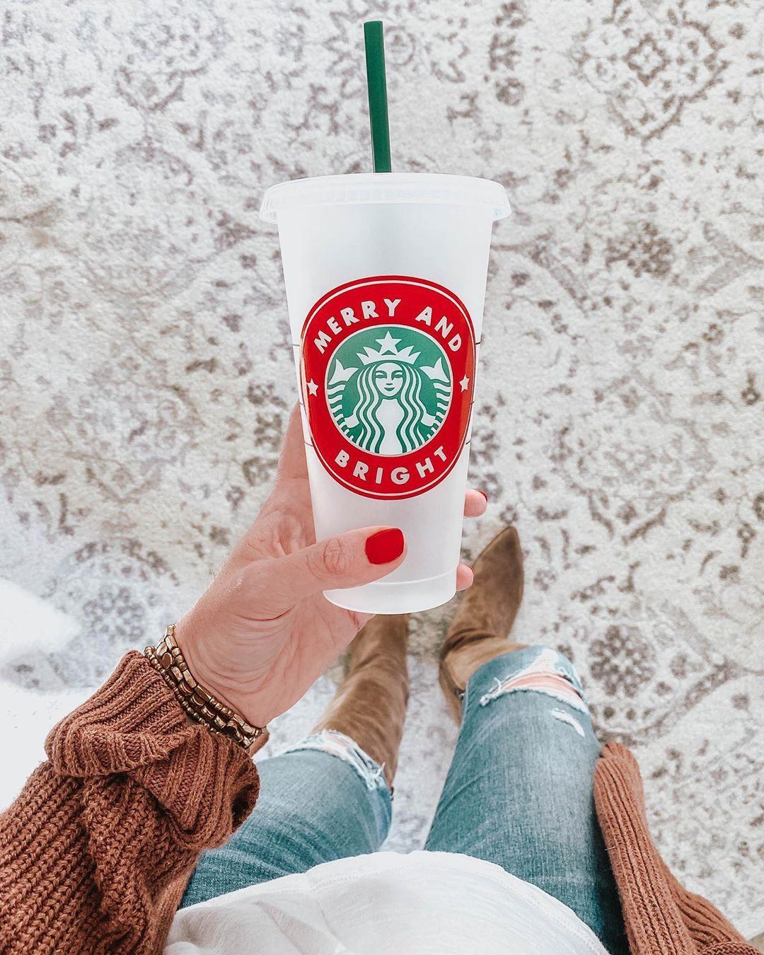 Pin on Starbucks Cup Designs