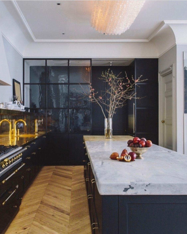 Jenna Lyons NYC kitchen   Kitchens   Pinterest   Cocinas y Decoración