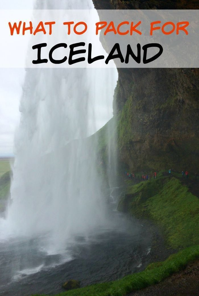 What to Pack for Iceland in the Summer | Iceland