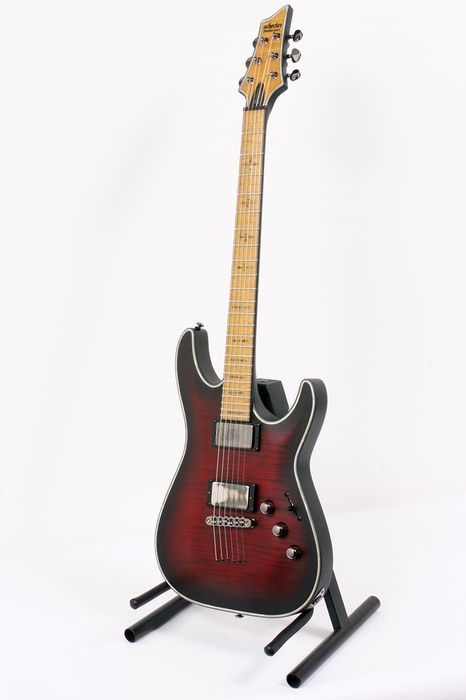 Used Schecter Guitar Research Hellraiser C 1 Extreme Electric