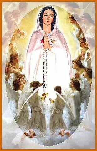 local Virgen pequeña mama