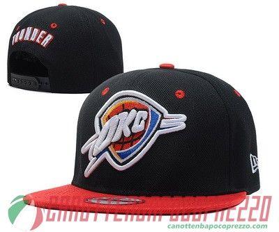 cappelli nba poco prezzo Oklahoma City Thunder nero