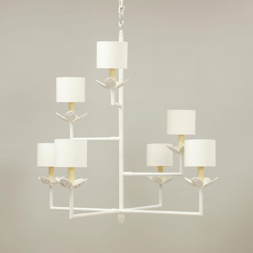Colombier Chandelier Vaughan Designs Modern White Chandeliers Contemporary White Chandelier White Chandelier