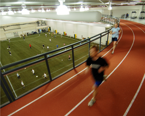 World Class Facility in Prince Backyard Gym