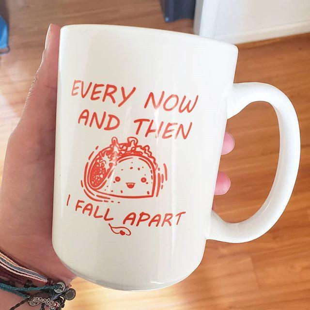 Make Me Fall Apart: This Mug Makes Me Laugh I Had To Grab It When I Saw It Was