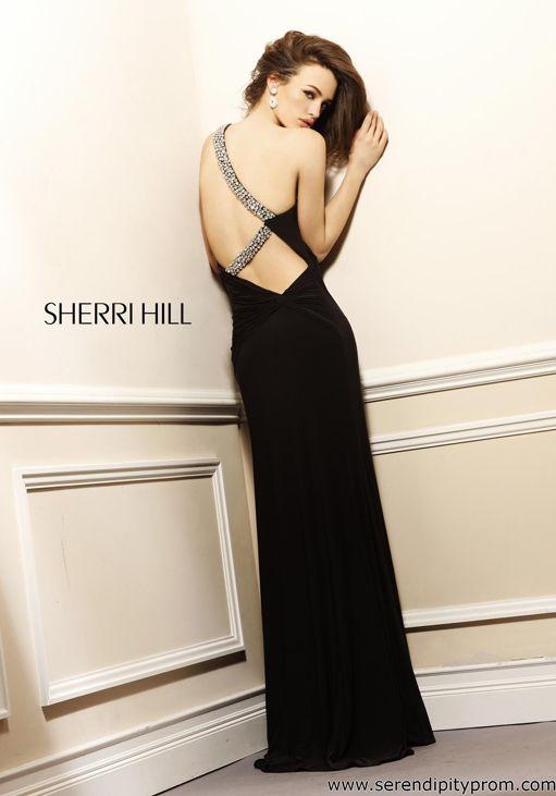 Sherri Hill 1603 prom dress