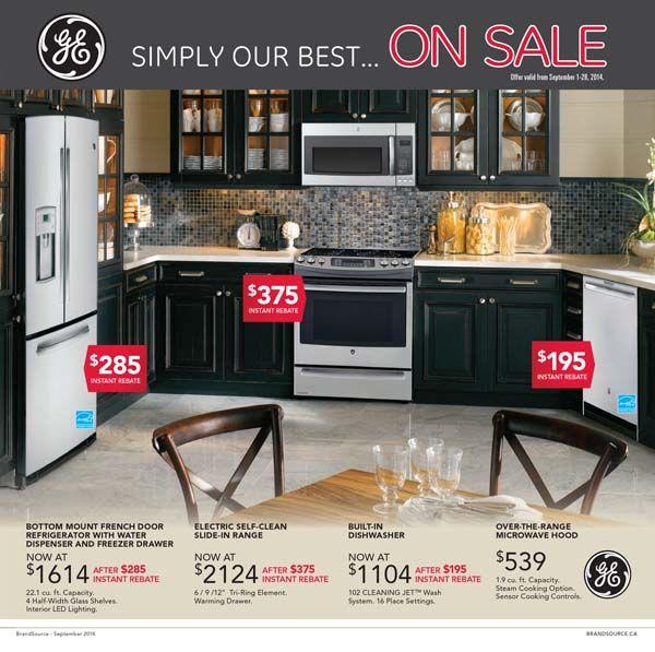 Brandsource Canada Home Furnishing Stores Kitchen Appliances Kitchen