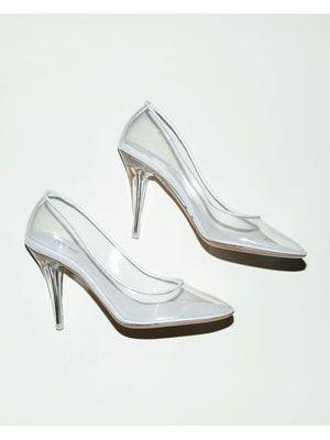 1de16a33ae Novo sapato da cinderela de Marc Jacobs
