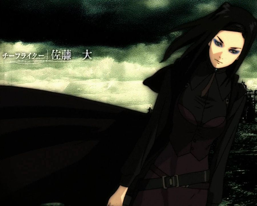 Ergo Proxy Wallpaper By Seniortwinkie On DeviantART