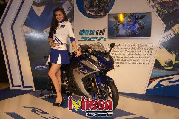 Yamaha YZF-R3 chính thức về Việt Nam, phong cách siêu xe giá chỉ 150 triệu đồng - http://www.iviteen.com/yamaha-yzf-r3-chinh-thuc-ve-viet-nam-phong-cach-sieu-xe-gia-chi-150-trieu-dong/ Giờ đây người hâm mộ dòng xe Yamaha YZF-R3 nổi danh có thể dễ dàng đặt mua xe ở Việt Nam với giá bán rất tốt, 150 triệu đồng. Như vậy, với sự hiện diện chính hãng của R3 tại Việt Nam, các đối thủ khác Kawasaki Ni
