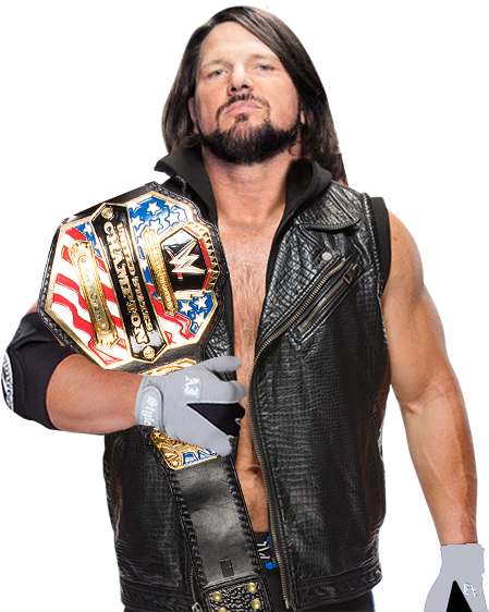 Wwe United States Champion Aj Styles Aj Styles Style Seth Rollins
