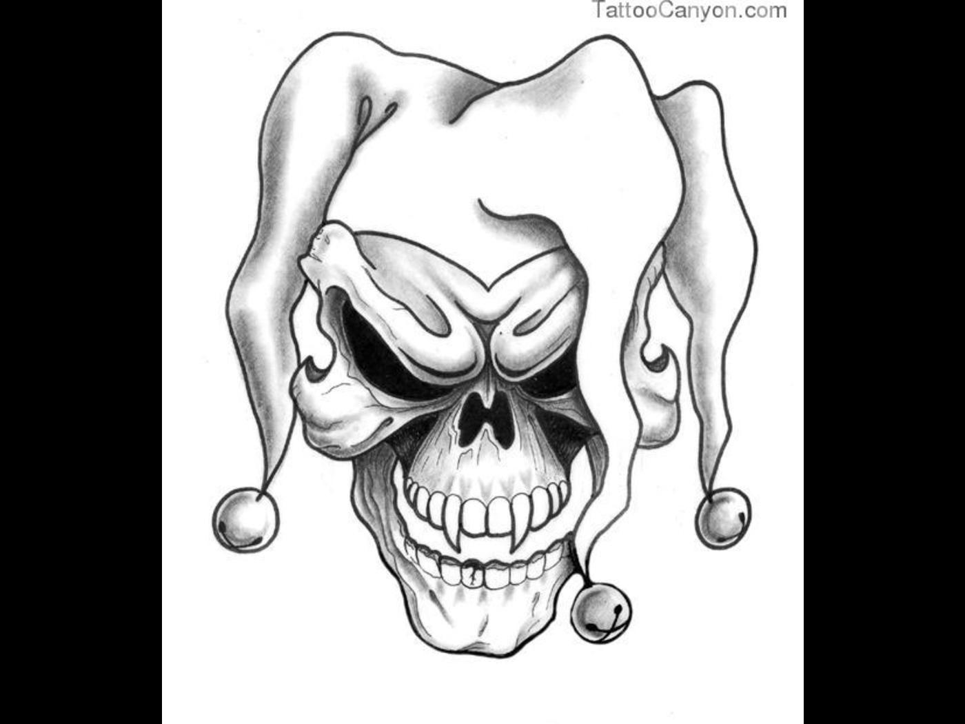 Download Gambling Joker Tattoo Design Flickr Photo Sharing Joker Tattoo Design Free Tattoo Designs Skull Tattoo Design