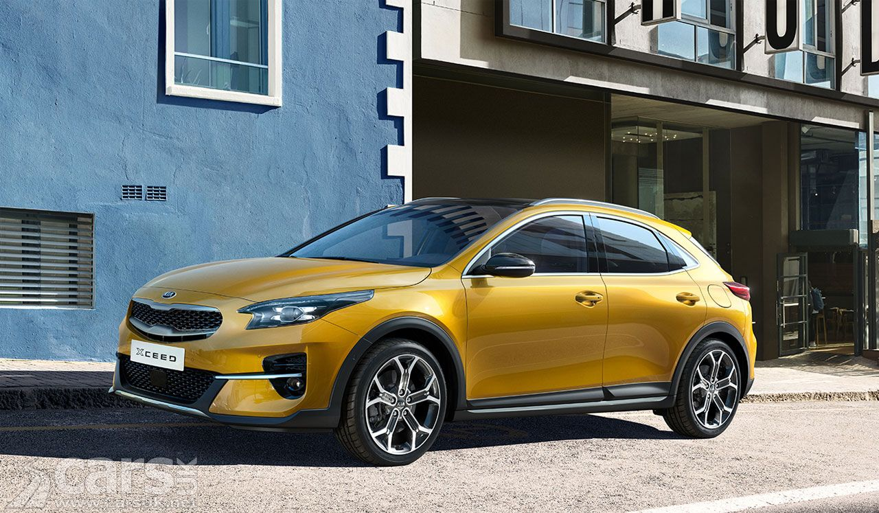 Kia Xceed Kia S Crossover Ceed Revealed Again Cars Uk Kia Motors Kia Cars Uk