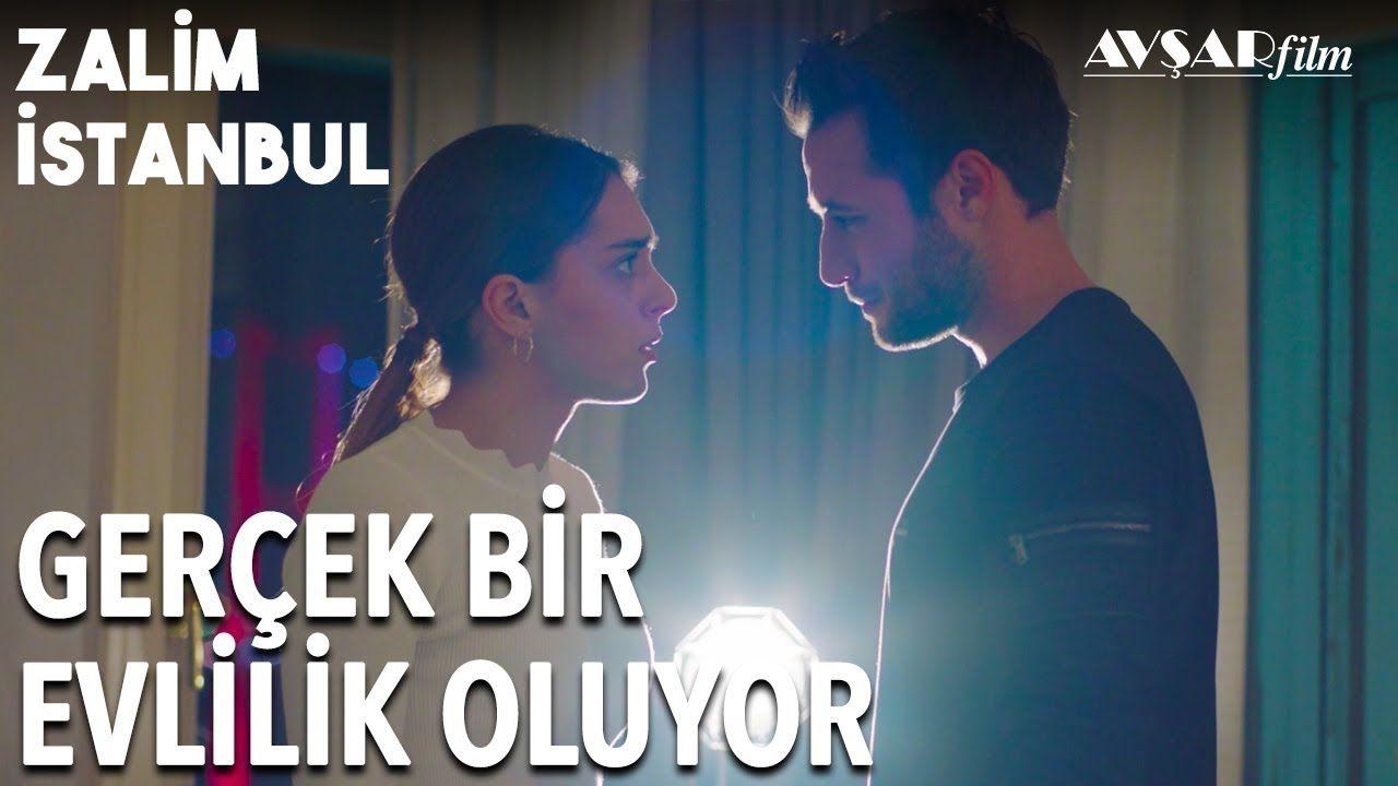 Cemre Ve Cenk Icin Dugun Hazirligi Zalim Istanbul 17 Bolum Istanbul Gercekler Youtube