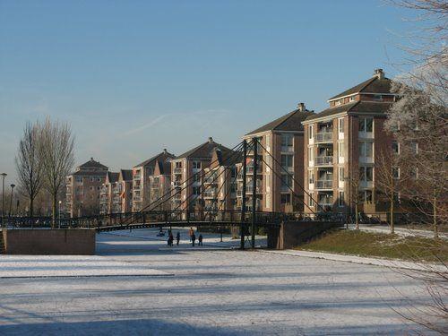 Panoramio - Photos by Robin van de Loosdrecht > Nederland - Veenendaal - Winter